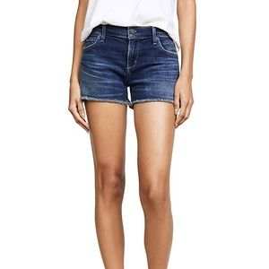Citizens of Humanity ava jean shorts, size 27